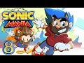 Sonic Mania Lets Play #8 - Hot Lava Fast