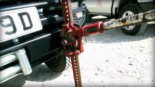 How to use the High-Lift Jack