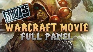 getlinkyoutube.com-Warcraft Movie Panel Full - World of Warcraft Movie - Blizzcon 2013 [HD]