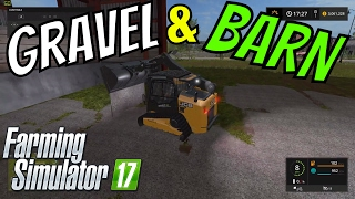 getlinkyoutube.com-FARMING SIMULATOR 2017 GRAVEL FLOOR