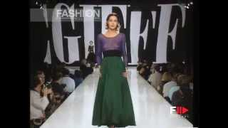 "getlinkyoutube.com-""Gieffeffe"" Spring Summer 1997 Milan 4 of 4 pret a porter woman by FashionChannel"