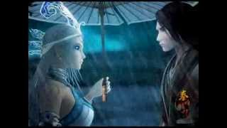 Snow Jade Flower uncut 飞雪玉花 (The Legend of Qin/Qin's Moon 秦时明月) - by The One Studio