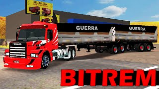 getlinkyoutube.com-Grand Truck Simulator - BITREM CAÇAMBA e SKIN 133H
