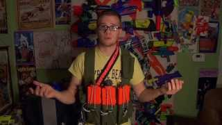 [HvZ NERF LOADOUTS] LEADER CLASS | Cameron | Thunderdome