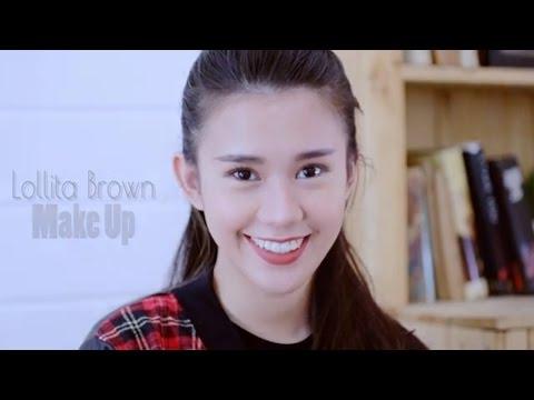 Hướng Dẫn Trang Điểm - Lollita Brown Makeup By Ngọc Thảo