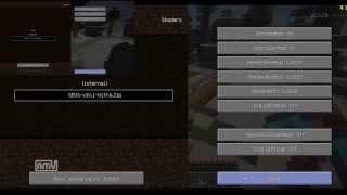 getlinkyoutube.com-【リベンジ】GTX570な50000円PCで影MODに挑んでみた!【minecraft】