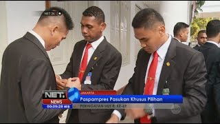 getlinkyoutube.com-Kisah Paspampres, Pasukan Khusus Pilihan - NET24