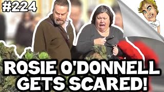 getlinkyoutube.com-BUSHMAN SCARE PRANK | Did Rosie O'donnell Get Scared? #224 | Las Vegas | Ryan Lewis Pranks
