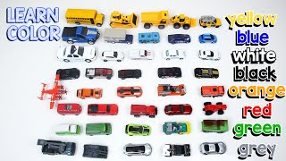 getlinkyoutube.com-Learning Street Vehicle Names and Color and Counting