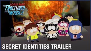 South Park: The Fractured but Whole - Secret Identities Trailer