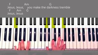 How to Play Tremble by Mosaic Piano Tutorial