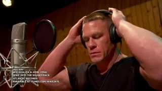 getlinkyoutube.com-WWE 2K15: The Soundtrack [Wiz Khalifa & John Cena Studio Feature]