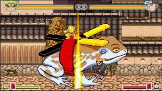 getlinkyoutube.com-Naruto (Sage Mode) vs Akatsuki | Bleach vs Naruto 2.6 | BvN Battles