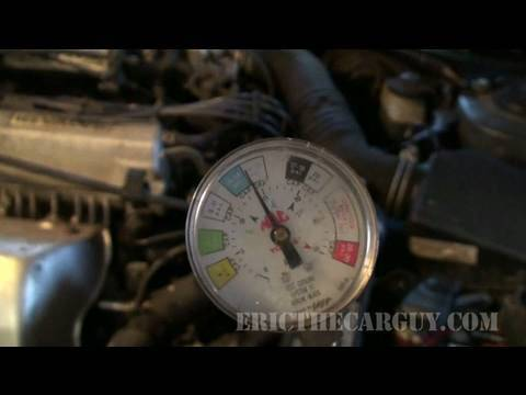 How To Solve An Engine Overheat Condition - EricTheCarGuy