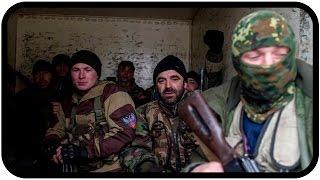 getlinkyoutube.com-бой в Широкино Ополченцы против батальонов Азов, Донбасс и других радикалов