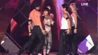 getlinkyoutube.com-嚴正花Uhm Jung Hwa엄정화 - House Mix Live (Perfect Performance)