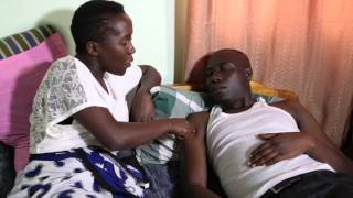 getlinkyoutube.com-Sleep talking husband. Kansiime Anne. African Comedy.