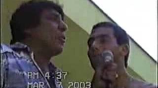 CARLOS TEVEZ - KOLI ARCE -  MUJER ENDEMONIADA Y ATRACCION FATAL (RODOLFO GARAVAGNO/KOLI ARCE)