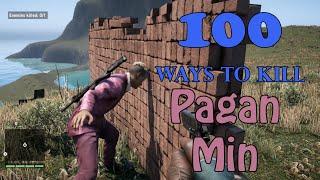 getlinkyoutube.com-100 Ways To Kill Pagan Min - Part 1 - Far Cry 4 Map Editor