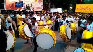getlinkyoutube.com-morya nashik dhol pathak khar