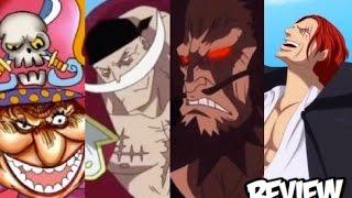 getlinkyoutube.com-WTF?! One Piece 847 ワンピース Manga Chapter Review - Big Mom Knew How to Defeat All Yonko??!!