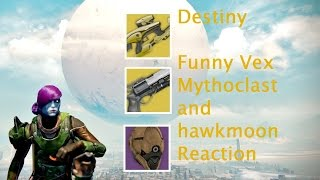 getlinkyoutube.com-Destiny- Funny Vex and Hawk moon Loot Drop Reaction