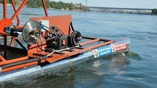 Waterwheel Documentary- Harnessing Electricity on the Zambezi River