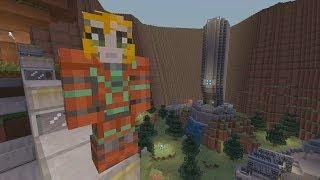 getlinkyoutube.com-Minecraft Xbox - Halo Hunger Games