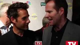 getlinkyoutube.com-Part 1 Adrian Pasdar NBC Press Tour 2008