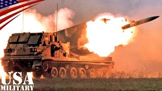 getlinkyoutube.com-多連装ロケットシステム M270 MLRS 発射! - M270 Multiple Launch Rocket System (MLRS) Live Fire!