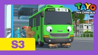 Tayo Rogi the sweeper l Tayo S3 EP3 l Tayo the Little Bus
