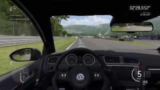 getlinkyoutube.com-Forza Motorsport 6 VW Golf R VII