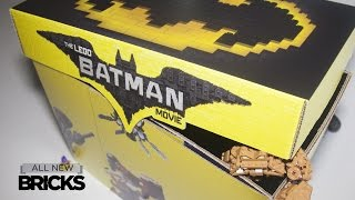getlinkyoutube.com-Lego Batman Movie Box Delivery from Warner Bros. Consumer Products