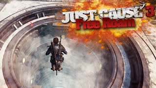 getlinkyoutube.com-POGO STICK TELEPORTATION EASTER EGG STUNT | Just Cause 3 Challenges