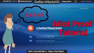 getlinkyoutube.com-How To Jailbreak 4.80 PS3 (Better Explained) Idiot Proof!