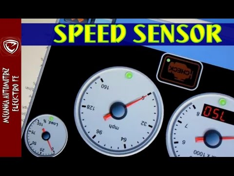 Diagnostico de velocimetro y speed sensor