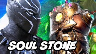 Avengers Infinity War The Final Infinity Stone and The Origin of The Soul Stone