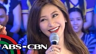GGV: Rufa Mae copies scenes from 'Himala,' 'One More Try'