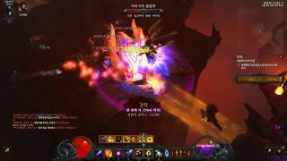 getlinkyoutube.com-Diablo III 20150920 법사죽숨노가다