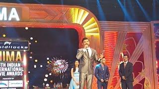 getlinkyoutube.com-Arun Vijay thanks Thala ajith in Siima awards 2016 | Yennai Arindhaal won siima award