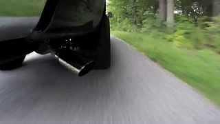 getlinkyoutube.com-**Ride along**H&S Mini Maxx 6.7L Powerstroke DPF Delete