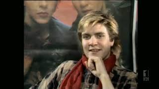 Countdown (Australia)- Molly Meldrum Interviews Duran Duran- March 21, 1982