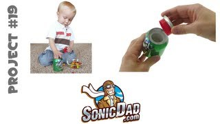 getlinkyoutube.com-How to Make a Secret Agent Safe from a Can of Soda: SonicDad.com Project #19