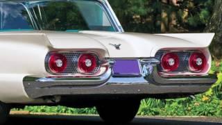 1958-1960 Ford Thunderbird - The Square Bird