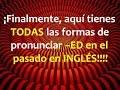 Inglés Americano - Lección 48 - Verbos Regulares en el Pasado