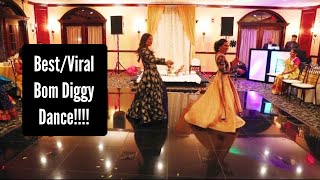 Surprise Engagement Dance with the Bride | Bom Diggy width=