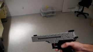 getlinkyoutube.com-Lego gun pistol (working)
