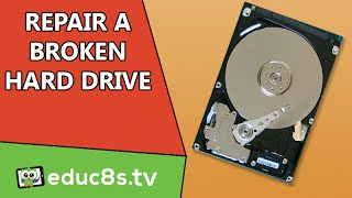 getlinkyoutube.com-Tutorial: How to repair broken hard disk drive and recover your data. Beeping sound or clicking