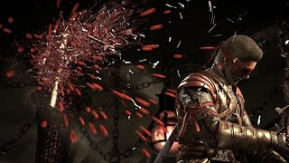 Mortal kombat x | #2 all fatalities รวมท่าโหด  zbing z.