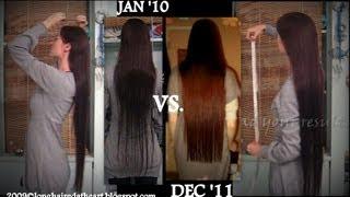 getlinkyoutube.com-self microtrimming long hair